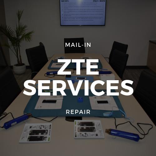 ZTE Services