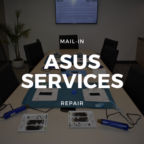 ASUS Services