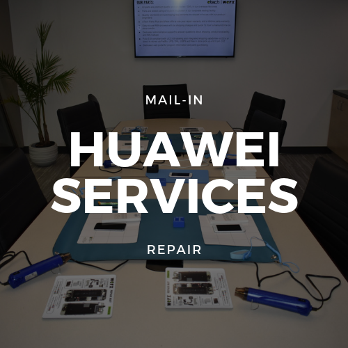 Huawei Services
