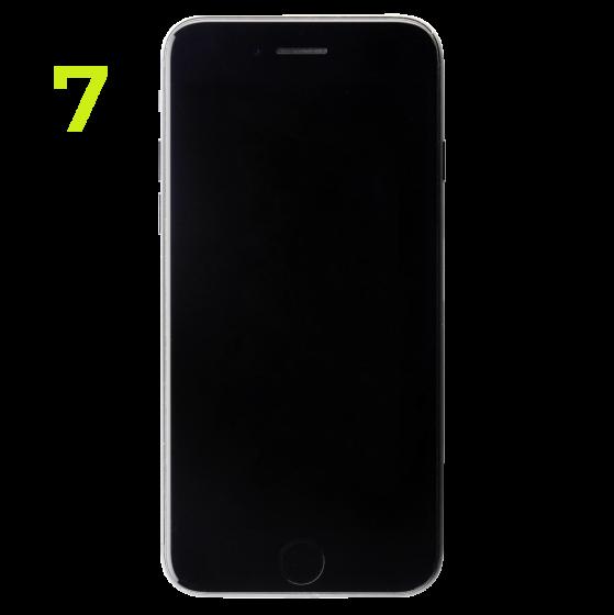iPhone 7 GSM Factory Unlocked (Verizon) 32GB Matte Black(Grade B+)