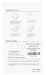 Premium Tempered Glass Screen Protector for use with Samsung S6 Edge Plus - (Retail Packaging)