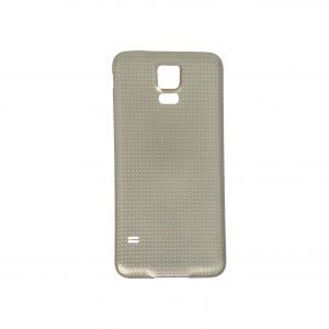 Battery Cover for use with Samsung Galaxy S5 SM-G900, Gold