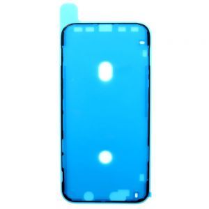 bezel adhesive for use with iPhone XR