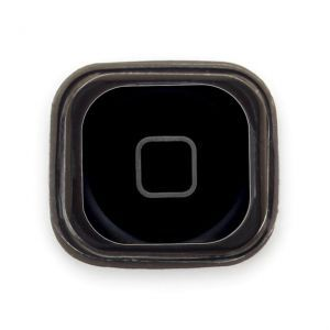 Home Button for use with iPod Touch 5 (Black)