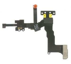 Induction Flex Cable with Front Facing Camera, Microphone, and Proximity Sensor for use with the iPhone 5C