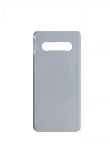 Back Glass Cover for use with Samsung Galaxy S10 Plus (Prism White)