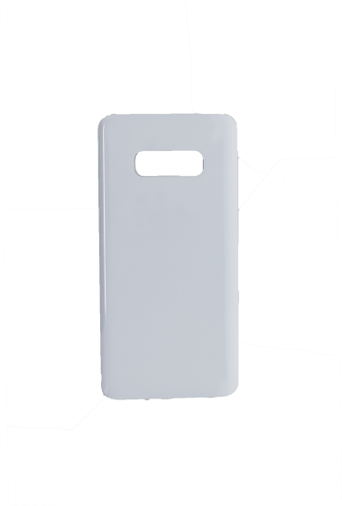 Back Glass Cover for use with Samsung Galaxy S10 (Prism White)