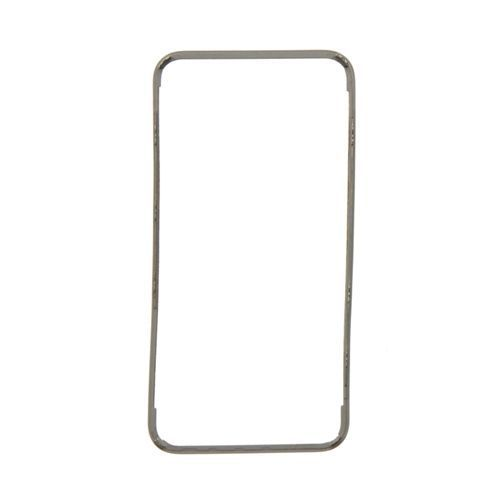 White Plastic Mid Frame for use with iPhone 4S