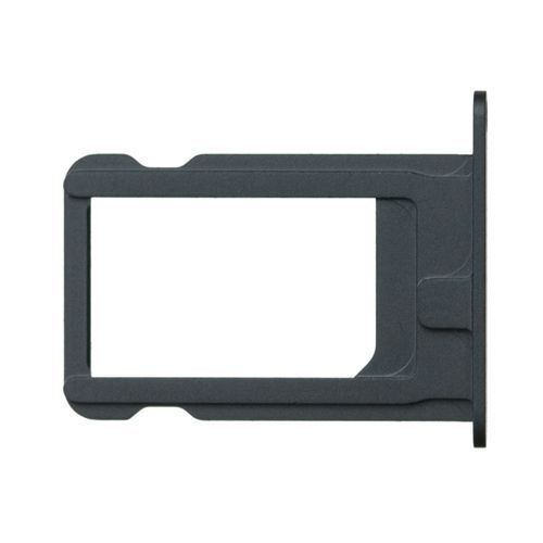 Sim Card Tray for use with, Black, iPhone 5