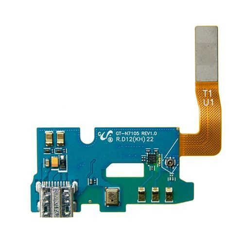 Charging Dock with Flex Cable for use with Samsung Galaxy Note II International LTE N7105