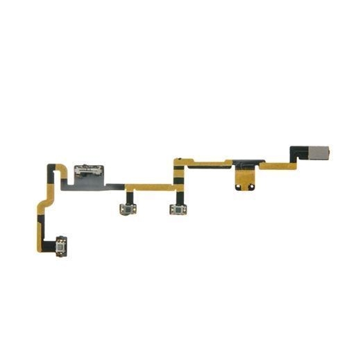 Power Button and Volume Flex Cable for use with iPad 2