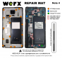 Magnetic Screwmat - Samsung Galaxy Note 4