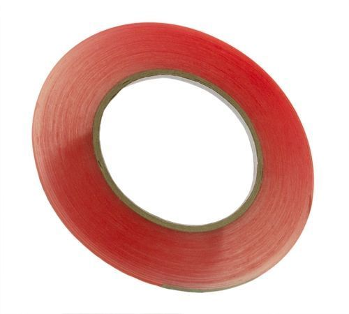 3mm x 36yd Red Tape Adhesive