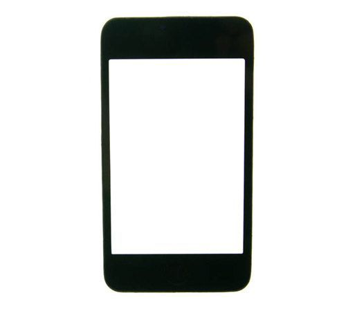 Complete Digitizer, Glass and Frame Assembly for use with iPod Touch 32GB & 64GB Gen 3