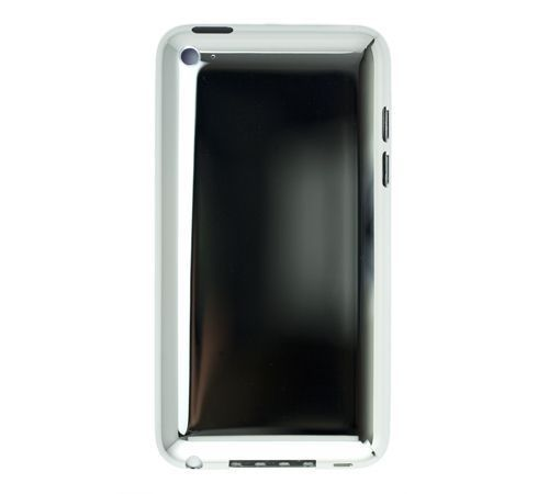 iPod Touch Gen 4 Back Cover with White Bezel, Blank