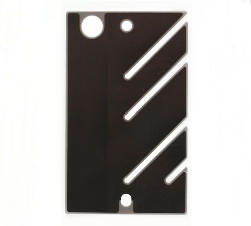 Black Shield Sticker on Mid-Frame for use with iPhone 4