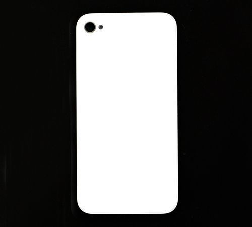 Back cover, White, Verizon/CDMA Only - NO LOGO for use with iPhone 4