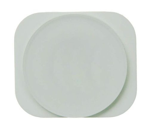 White Home Button for use with iPhone 5C