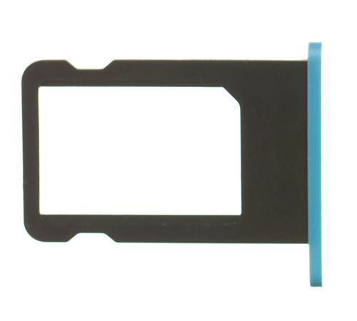 Sim Card Tray for use with iPhone 5C (Blue)