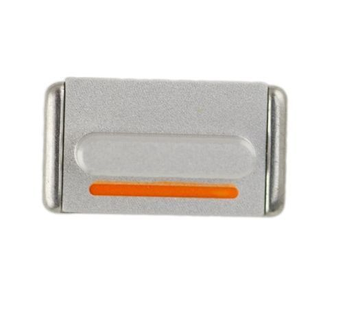 Mute Switch for use with iPhone 5, White