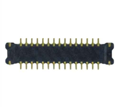 Touch Panel Connector for use with iPhone 5 - On Board