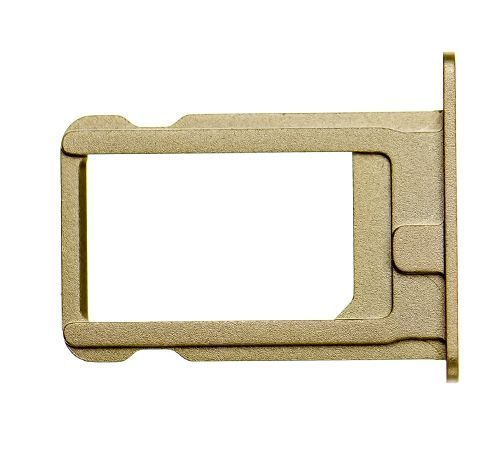 SIM Tray for use with the iPhone 5S, Champagne