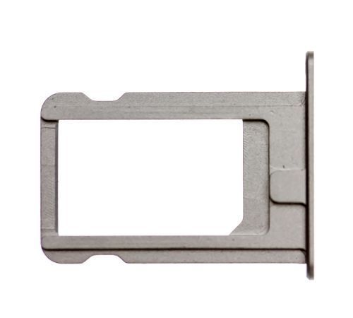 SIM Tray for use with the iPhone 5S, Silver