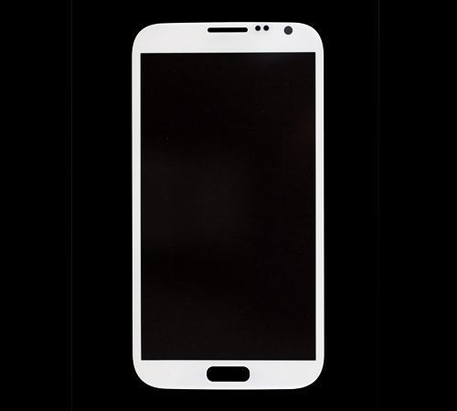 Glass only for use with Samsung Note 2 White