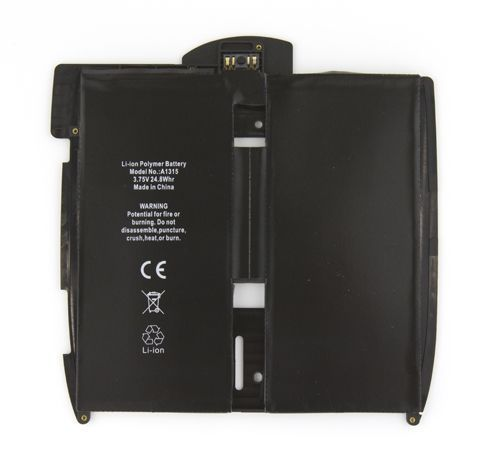 Battery for use with iPad 1