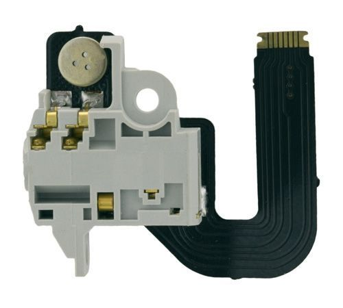 Headphone jack and Microphone Assembly for use with iPad 1