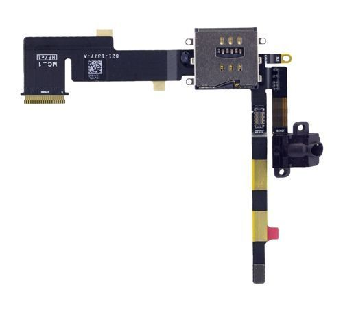 Headphone Jack with SIM Dock (3G) for use with iPad 2