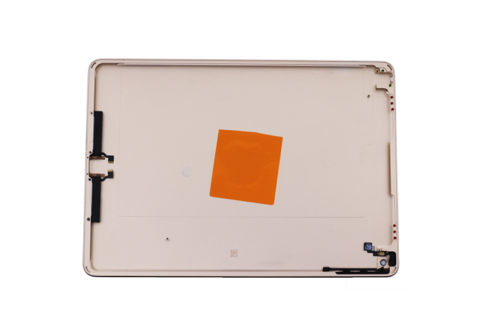 iPad Air 2 Frame with small parts, no charging port (Gold)