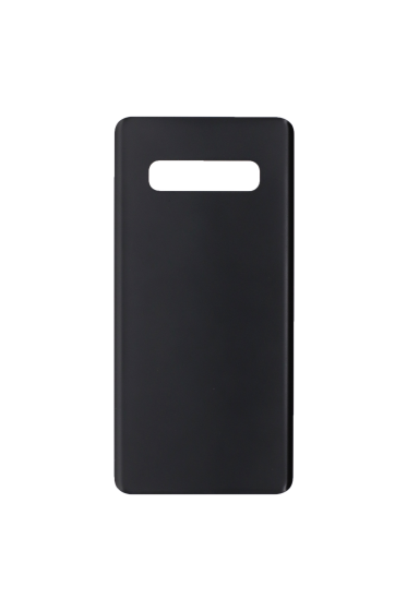 Back Glass Cover for use with Samsung Galaxy S10+ (Black)