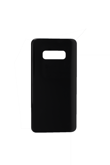 Back Glass Cover for use with Samsung Galaxy S10 (Prism Black)