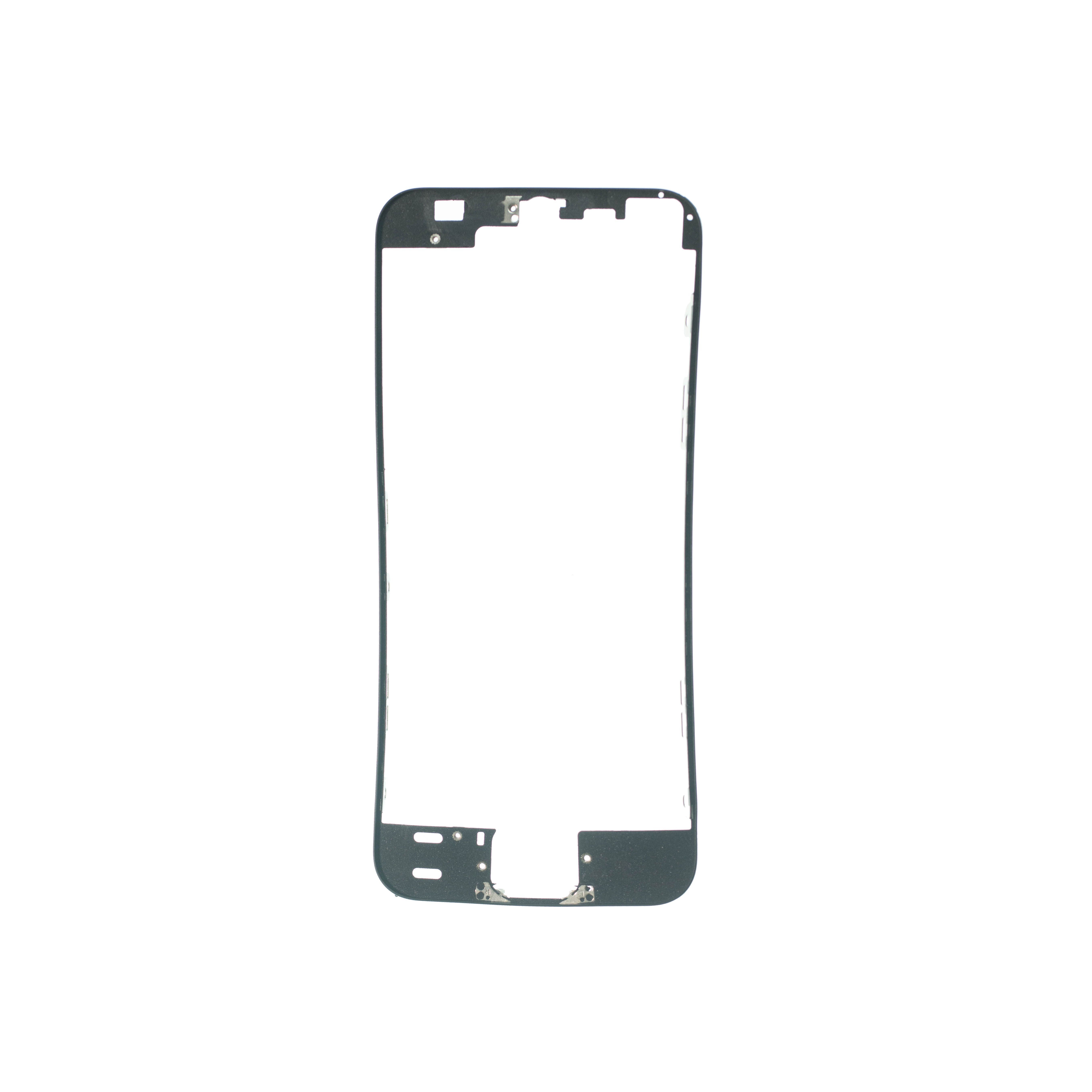 Front Frame for use with iPhone 5S, Black