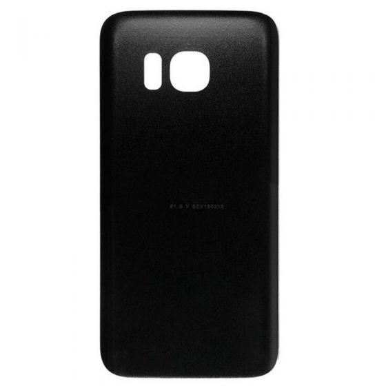 Back Glass Cover for use with Samsung Galaxy S7 (Black Onyx)
