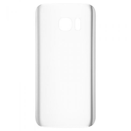 Back Glass Cover for use with Samsung Galaxy S7 (White Pearl)