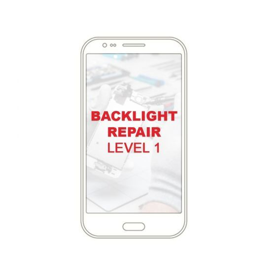 Backlight Repair Level 1