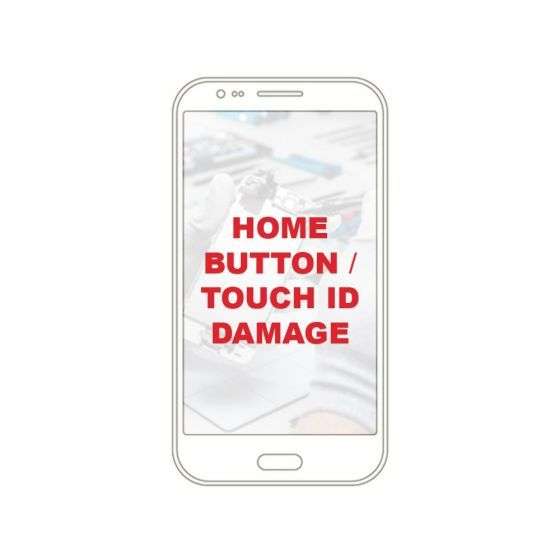 Home button/Touch ID damage