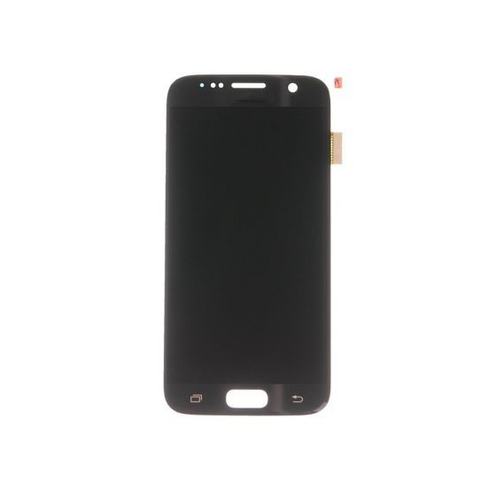 OLED Digitizer Assembly for use with Samsung Galaxy S7 (Black Onyx)