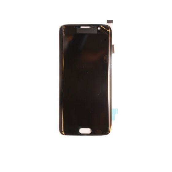 LCD & Digitizer for use with Samsung S7 Edge (Black)