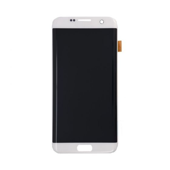 OLED Digitizer Assembly for use with Samsung Galaxy S7 Edge (White Pearl)