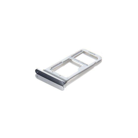 SIM Card Tray for use with Samsung Galaxy S7 Edge (Black Onyx)