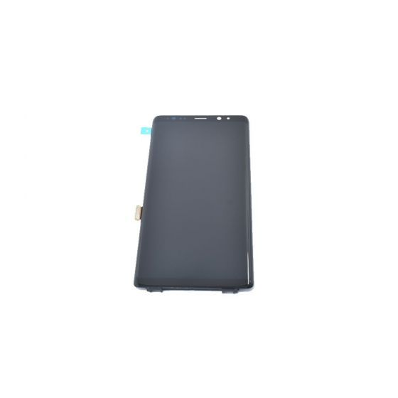 LCD & Digitizer (with Sensor Film) for use with Samsung Galaxy Note 8 (Black)