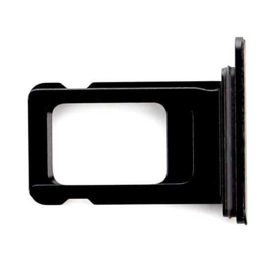 Sim Card Tray for use with iPhone XR (Black)