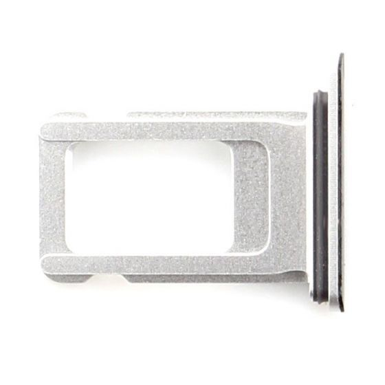 Sim Card Tray for use with iPhone XR (White)