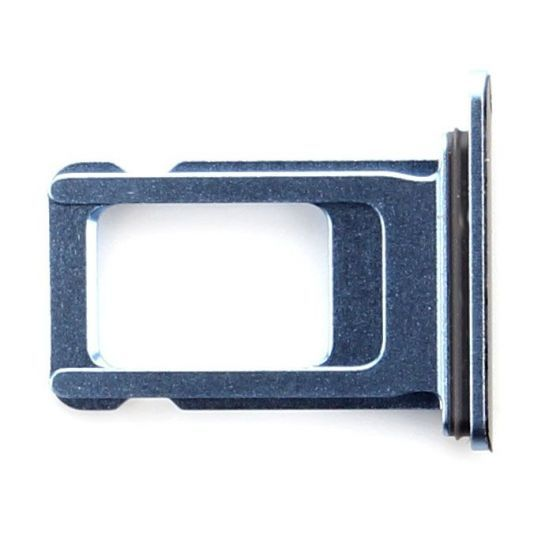 Sim Card Tray for use with iPhone XR (Blue)