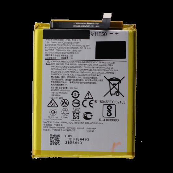Battery for use with Motorola Moto E4 Plus XT1775