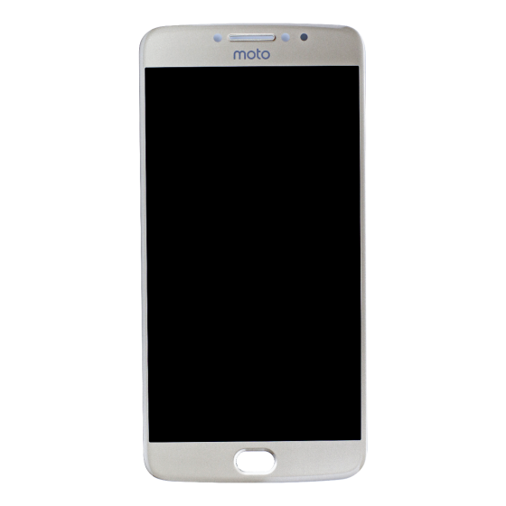 LCD/Digitizer for use with Motorola E4 Plus (Gold)