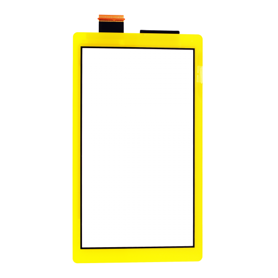 Digitizer for use with Nintendo Switch Lite (Yellow)